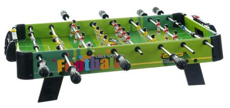Teddies namizni nogomet družabna igra, les, kovinske palice
