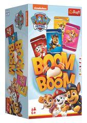 Trefl Boom Boom Labková patrola/Paw Patrol spoločenská hra