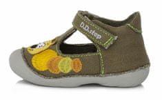 D-D-step Fiú vászon tornacipő C015-969A
