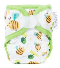Bobánek Novorozenecké svrchní kalhotky suchý zip