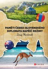 Martoník Juraj: Paměti česko-slovenského diplomata napříč režimy