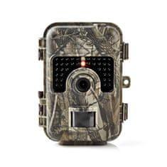 Nedis WCAM130GN fotopast 16 MPixel, zorné pole 90°, detekce pohybu 15 m