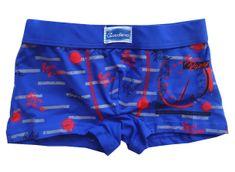 Gasolino 3118 chlapecké boxerky Barva: modrá světlá, Velikost oblečení: 3-98