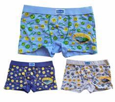 Gasolino 3180 8-128 3ks chlapecké boxerky