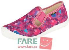 Fare dievčenské papuče 4211449