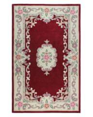 Flair Ručně všívaný kusový koberec Lotus premium Red