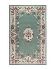 Flair Ručně všívaný kusový koberec Lotus premium Green
