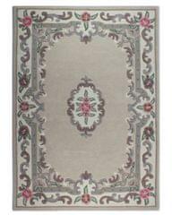 Flair Ručně všívaný kusový koberec Lotus premium Fawn