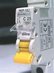 Bonega Jistič 32A jednofázový elektrický Bonega C 6kA 02-1032C-PEP-6J