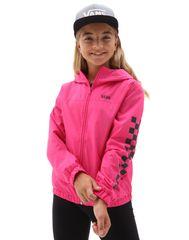 Vans dívčí jarní bunda GR Girls Kastle Classic Windbreaker VN0A53OXFS41