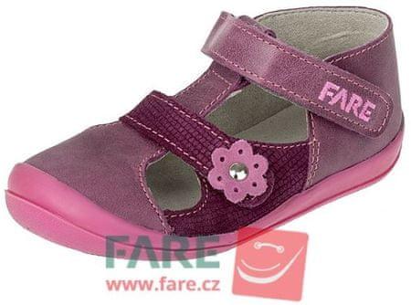 Fare lány szandál 868192, rózsaszín, 25