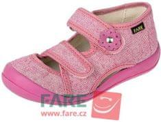 Fare platnene sandale za djevojčice 4118454