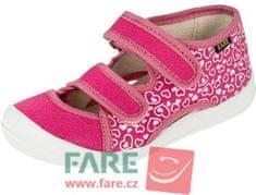 Fare platnene sandale za djevojčice 4118453
