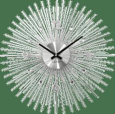 LAVVU Stříbrné hodiny LAVVU CRYSTAL Lines