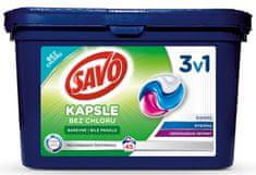 Savo Color trio kapszulák 45 adag mosásra