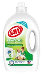 Savo Prací gél na biele a farebné prádlo 2,5 l (50 praní)