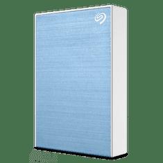 Seagate One Touch zunanji trdi disk, 2 TB, moder