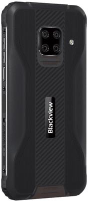 iGet GBV5100, krytí IP68, voděodolný, odolný proti prachu a písku, nárazům, pádům, pogumovaný, Gorilla Glass 3, vojenský standard MIL-STD-810G