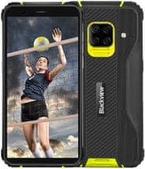iGET Blackview GBV5100, 4GB/128GB, Yellow