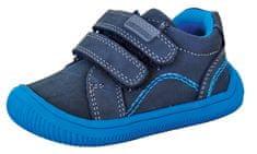 Protetika fiú barefoot magasszárú cipő Lars 72021