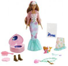 Mattel lalka Barbie Color Reveal Fantasy Syrena
