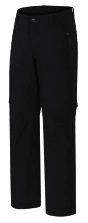 Hannah gyerek softshell nadrág Basco JR, 116, fekete