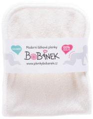 Bobánek Vkládací plena - novorozenecká bambus - fleece 3 ks