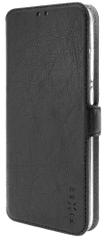 FIXED Tenké puzdro typu kniha Topic pre Samsung Galaxy A32 5G FIXTOP-660-BK, čierne