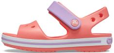 Crocs Crocband 12856-6SL sandale za djevojčice