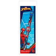 """EUROSWAN Digitálne hodinky """"Spider-man"""" - červená"""