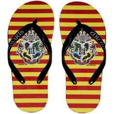 "Eplusm Fiú Flip-Flop papucs ""Harry Potter"" - sárga"