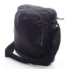 Diviley Pánská černá taška přes rameno Diviley Mark