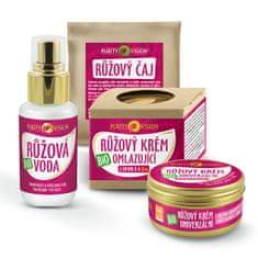 Purity Vision Kosmetická Bio Růžová sada
