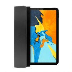 FIXED Puzdro Padcover pre Apple iPad Air (2020) so stojanom, podpora Sleep and Wake FIXPC-625-DG, temné šedé