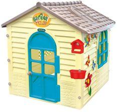 Mochtoys Záhradný domček s krmítkom pre vtáčiky