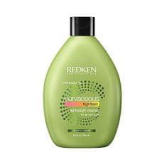 Redken Jemný šampón pre kučeravé vlasy Curvaceous High Foam (Lightweight Cleanser)
