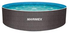 Marimex Bazén Orlando 3,66 × 1,22 m, telo bazéna + fólia (10340263)