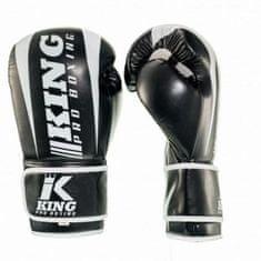 King Boxerské rukavice KING Pro Revo 1- černé