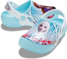 Crocs lány papucs Disney Frozen 2 206167-4O9