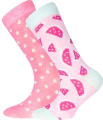 EWERS 2pack dívčích ponožek 201282