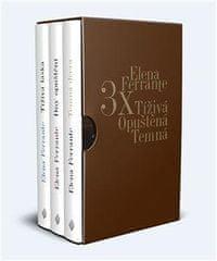 Ferrante Elena: 3x Elena Ferrante * Tíživá láska * Dny opuštění * Temná dcera