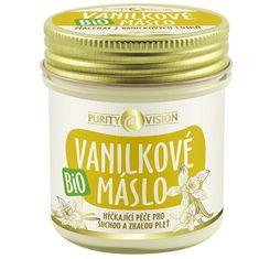 Purity Vision Organiczne masło waniliowe 120 ml