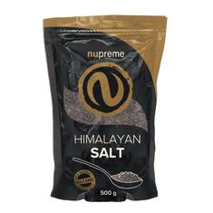Nupreme Himalájská sůl černá 500g