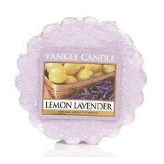 Yankee Candle Lemon Lavender illatos viasz 22 g