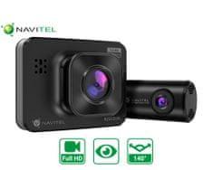Navitel R250 Dual automobilska kamera + stražnja kamera, Full HD