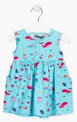 Losan dívčí šaty 118-7005AL