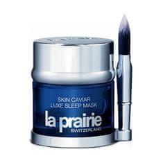 La Prairie Nočna maska za obraz z izvlečki kaviarja (Skin Caviar Luxe Sleep Mask) 50 ml