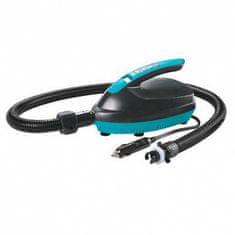 SPINERA Elektrická pumpa na paddleboard černá/tyrkys