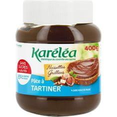 Léa nature Karéléa Oříškovo-čokoládová pomazánka bez přidaného cukru 400 g (zdravá Nutella)