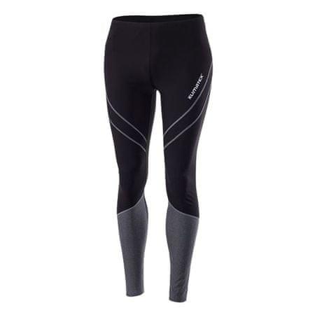 Klimatex RUN nadrágok PETAR S fekete / szürke, RUN nadrágok PETAR S fekete / szürke